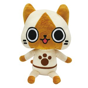 Monster Hunter Felyne Plush