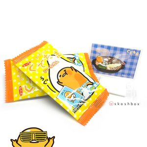 Home & Kitchen / Snacks / Gudetama Sticker Gum