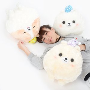 Plushies / Big Plushies / Pometan to Oyasumi Dog Plush Collection (Big)