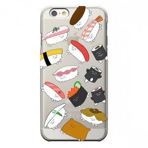 Stationery / Smartphone Cases / Oshushidayo! iPhone 6 Plus Case - Oshushi no Moriawase