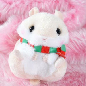 Coroham Coron Christmas Hamster Plush Collection (Ball Chain)