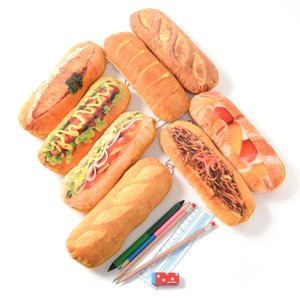 Stationery / Pencil Cases / Marude Pan Like a Bread Pen Pouches