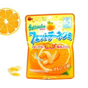 Fettuccine Gummy: Orange