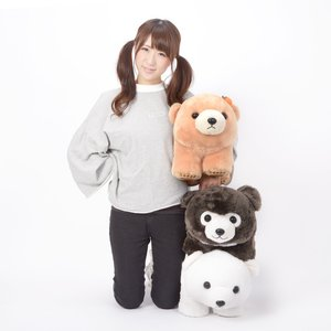 Plushies / Big Plushies / Marukuma Polar World Bear Plush Collection (Big)