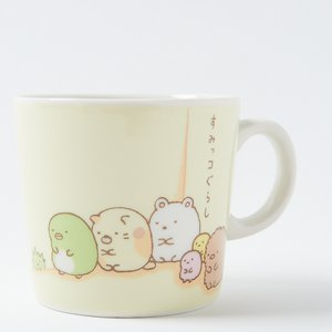 Sumikko Gurashi Corner Buddies Mug