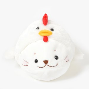 Home & Kitchen / Home Decor / Sirotan Chicken Hug Pillow