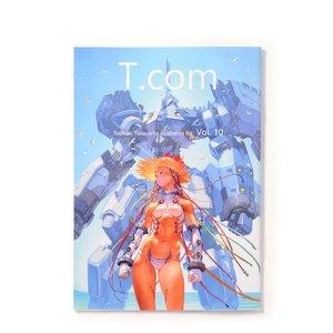 T.com: Toshiaki Takayama Illustration File Vol. 10