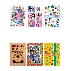 Stationery / Other Stationery / Kirby's Dream Land Clear Folder Set