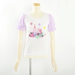 milklim Castle Puffy Sleeve Top