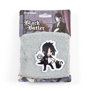 Otaku Apparel & Cosplay / Other Accessories / Black Butler SD Sebastian Wristband