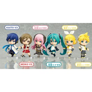 Figures & Dolls / Chibi Figures / Nendoroid Petite: Character Vocal Series Hatsune Miku Renewal Trading Figures
