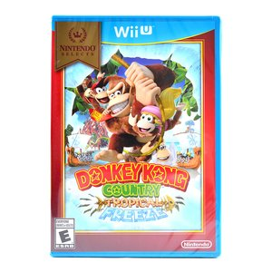 Gaming / Video Games / Donkey Kong Country Tropical Freeze (Wii U)