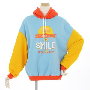 milklim Retro American Girl Sweatshirt