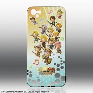 Stationery / Smartphone Cases / Theatrhythm Final Fantasy Cast iPhone 5 Case