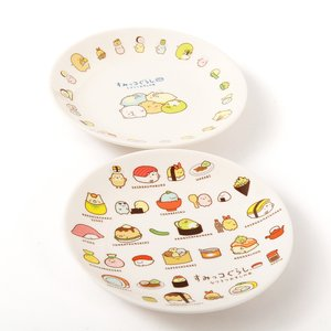 Home & Kitchen / Dishware / Sumikko Gurashi Sushi Party Small Dishes