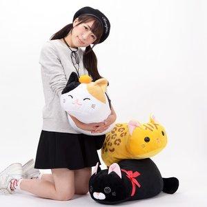 Plushies / Big Plushies / Tsuchineko Higebukuro Cat Plush Collection (Big)