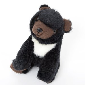 Plushies / Medium Plushies / Japanese Animal Plush: Asian Black Bear