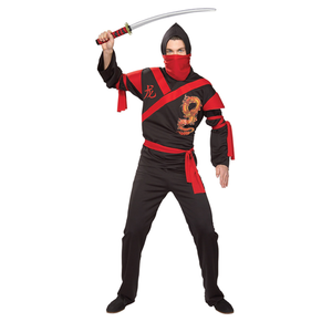 Otaku Apparel & Cosplay / Non-Character Cosplay / Dragon Ninja Warrior Cosplay Outfit