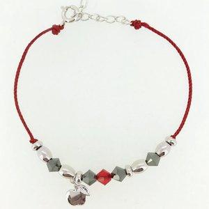 Otaku Apparel & Cosplay / Jewelry & Hair Accessories / Tales Series Velvet Crowe Cord Bracelet