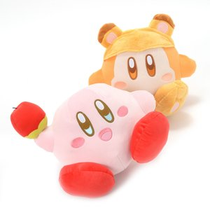 Kirby Forest Friends Big Plush Collection