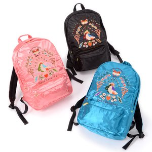J-Fashion / Bags & Purses / FLAPPER Sukajan Embroidered Backpack