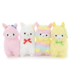 Alpacasso Alpaca Plush Collection (Ball Chain)