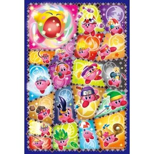 Toys & Knick-Knacks / Games / Kirby Super Star Art Crystal Puzzle: Kirby Copy Abilities Collection