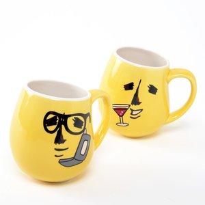 Home & Kitchen / Mugs & Glasses / Elite Banana Banao Pair Mugs