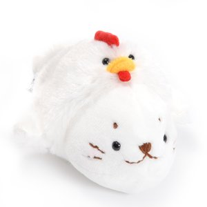 Plushies / Medium Plushies / Sirotan Chicken Plush