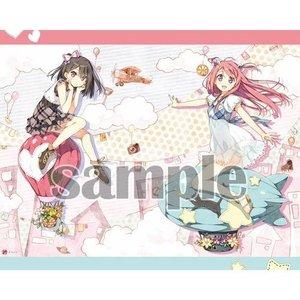 "Art Prints / Tapestries / Kantoku ""Baloon Festa"" B2 Tapestry"