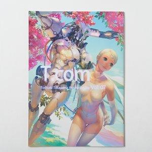 T.com Toshiaki Takayama Illustration File Vol. 7
