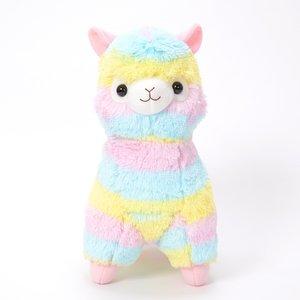 Alpacasso Rainbow Alpaca Plush (Big)