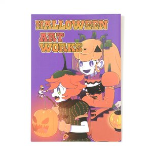 Halloween Art Works