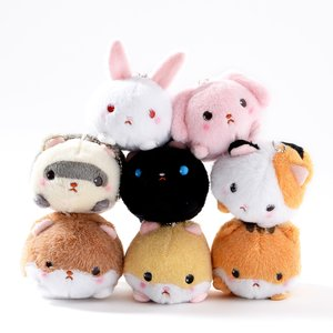 Pote Koro Friends Plushies (Ball Chain)