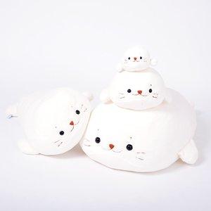 Mugyutto Sirotan Hug Pillows