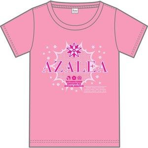 Love Live! Sunshine!! Aqours Club Activity LIVE & FAN MEETING 2018 Unit Battle Japan Tour AZALEA Ver. T-Shirt