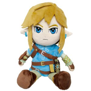 "Legend of Zelda: Breath of the Wild 12"" Link Plush"
