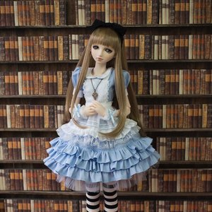 Figures & Dolls / Dolls / Visuadoll Moegi Obana Basic Alice Set
