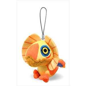 Plushies / Small Plushies / Monster Hunter Monster Yian Kut-Ku Mini Plush