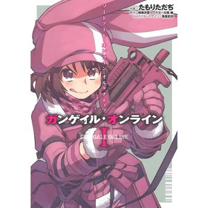 Books / Manga / Sword Art Online Alternative: Gun Gale Online Vol. 1