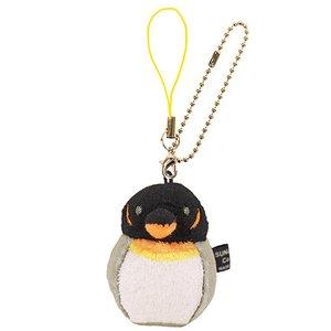 Toys & Knick-Knacks / Collectable Toys / Plushies / Plushie Sets / Irotoridori King Penguin Keychain Strap