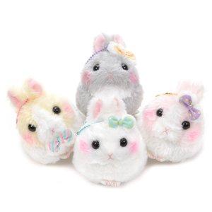 Usa Dama-chan Fuwamoko Ribbon Rabbit Plush Collection (Ball Chain)