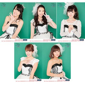 Hello! Project Countdown Party 2015 ~Good Bye and Hello!~ ℃-ute Set of 5 Photos - Live Viewing Ver.