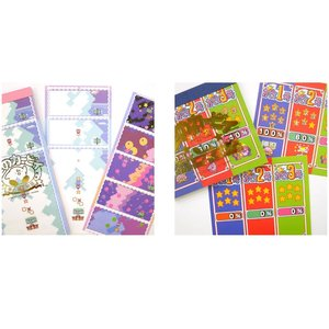 Stationery / Notebooks & Memo Pads / Kirby's Dream Land Game Screen Memo Pads