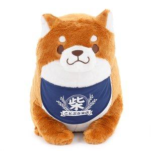 Chuken Mochi Shiba Dedento Super Big Plushie