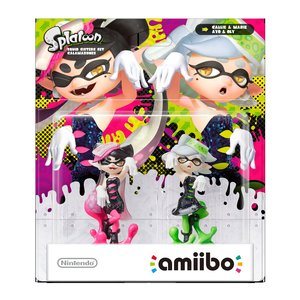 Gaming / Game Accessories / Splatoon Callie & Marie amiibo 2-Pack