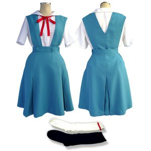 Otaku Apparel & Cosplay / Cosplay Outfits / Evangelion Tokyo-3 First Municipal Middle School Girls' Uniform