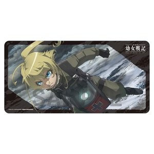 Saga of Tanya the Evil the Movie Rubber Playmat