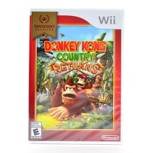 Gaming / Video Games / Donkey Kong Country Returns (Wii)