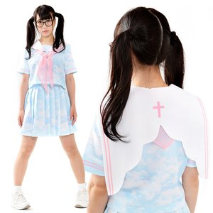 Otaku Apparel & Cosplay / Non-Character Cosplay / J-Fashion / Tops / Bottoms / Neographic Angel Sailor Uniform